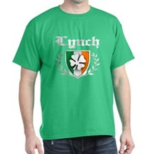 Lynch Shamrock Crest T-Shirt