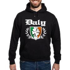 Daly Shamrock Crest Hoody