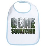 Gone Squatchin deep woods Bib