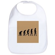 The Ascent of Man Bib