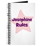 Josephine Rules Journal