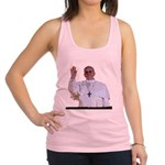 Pope Francis I Racerback Tank Top