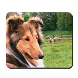 Sheltie & Sheep Mousepad
