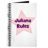 Juliana Rules Journal