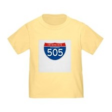 Interstate 505 - CA T