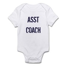 Asst Coach Infant Bodysuit