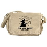 Iaido the real sweet science Messenger Bag