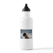 Bald Eagle Homer Alaska Water Bottle