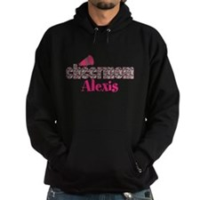 Cheermom personalized Hoody