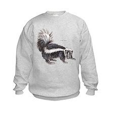 Striped Skunk Sweatshirt