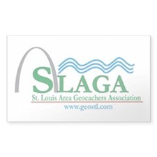 SLAGA Rectangle Decal