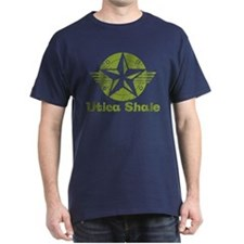 Utica Shale Pro-Fracking Men's T-Shirt