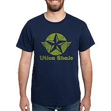Utica Shale Pro-Fracking Men's T-Shirt