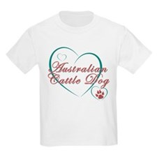Australian Cattle Dog Love T-Shirt
