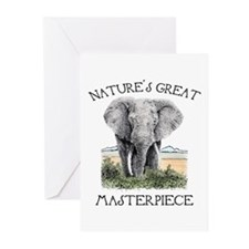 Masterpiece Greeting Cards (Pk of 10)