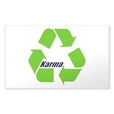 Karma Symbol Decal