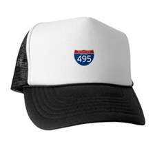 Interstate 495 - NY Trucker Hat