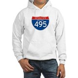 Interstate 495 - NY Jumper Hoody