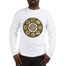 Celtic Wheel of the Year Long Sleeve T-Shirt