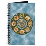 Celtic Wheel of the Year Journal