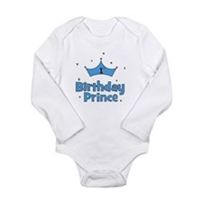 1st Birthday Prince! Body Suit