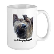 Just Hanging Around! Sloth Mug