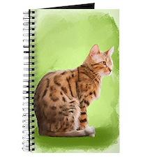 Bengal Cat Journal