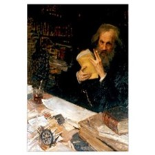 Dmitri Mendeleev, Russian chemist
