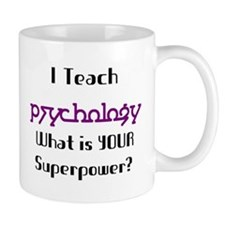 teach psychology Mug