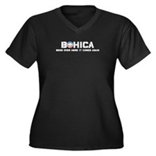BOHICA - Obama has been reelected Plus Size T-Shir
