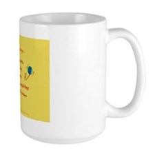 Funny Law of attraction Mug