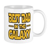 Best Dad in the galaxy SW Coffee Mug