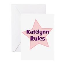 Katelynn Rules Greeting Cards (Pk of 10)