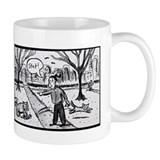 Funny Editor Small Mug