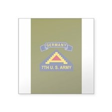 7th Army<BR> Sticker