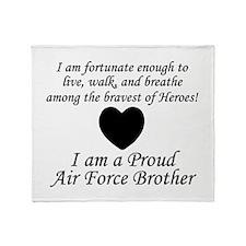 AF Brother Fortunate Throw Blanket