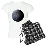 Women's Planet Pluto Pajamas