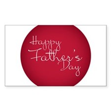 Happy Father´s Day Decal
