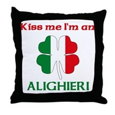 Alighieri Family Throw Pillow