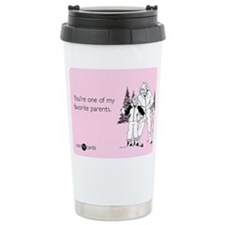 Favorite Parent Stainless Steel Travel Mug
