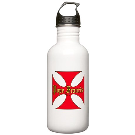 Pope Francis 2013 Stainless Water Bottle 1.0L