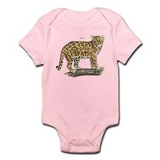 Jaguar Big Cat Infant Bodysuit