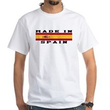 Spain Made In Shirt