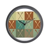 Cute Water sports Wall Clock