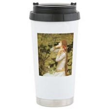 Ophelia by Waterhouse Travel Mug