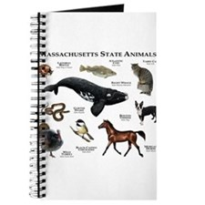 Massachusetts State Animals Journal