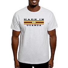 Uganda Made In T-Shirt
