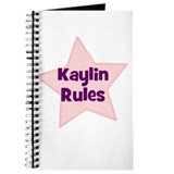 Kaylin Rules Journal