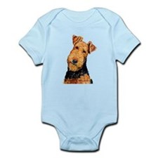 Airedale Terrier Body Suit