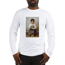 Cool Beautiful child Long Sleeve T-Shirt